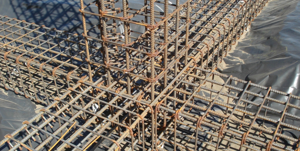 1. Concrete Reinforcing